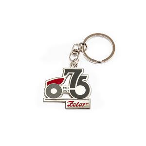 Přívěsek na klíče s logem 75. výočí